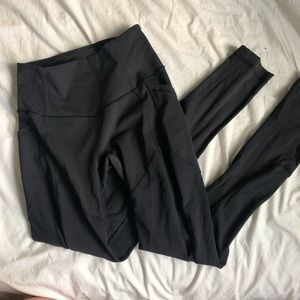 Lululemon All The Right Places leggings.
